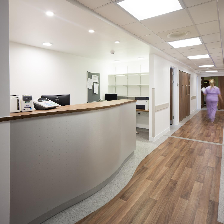 16. Frimley Hospital