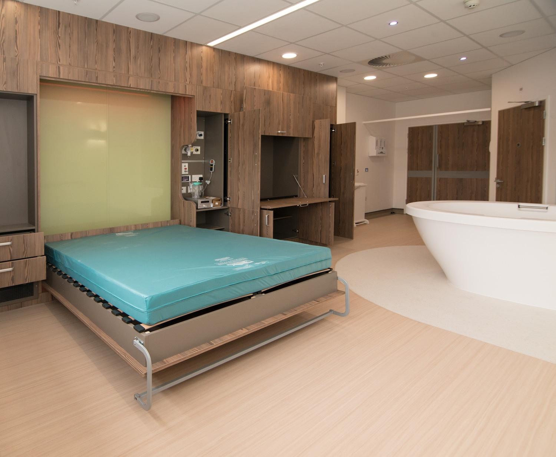 Chelsea & Westminster Hospital Birthing centre